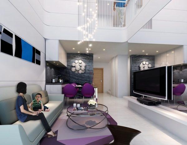 spottiswoode suites_Loft_design