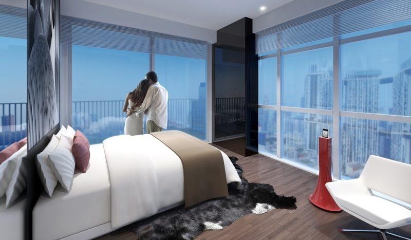 spottiswoode suites_Bedroom