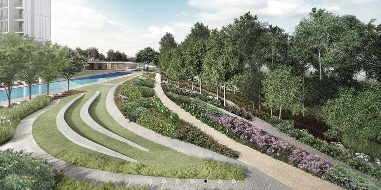 Principal Garden @ Price Charles Garden