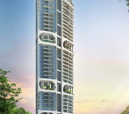 spottiswoode suites_Day Facade