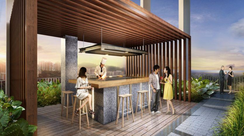 spottiswoode suites_Facilities Tepan
