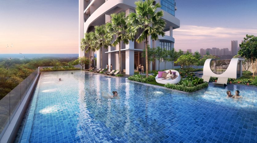 spottiswoode suites_Lap_Pool