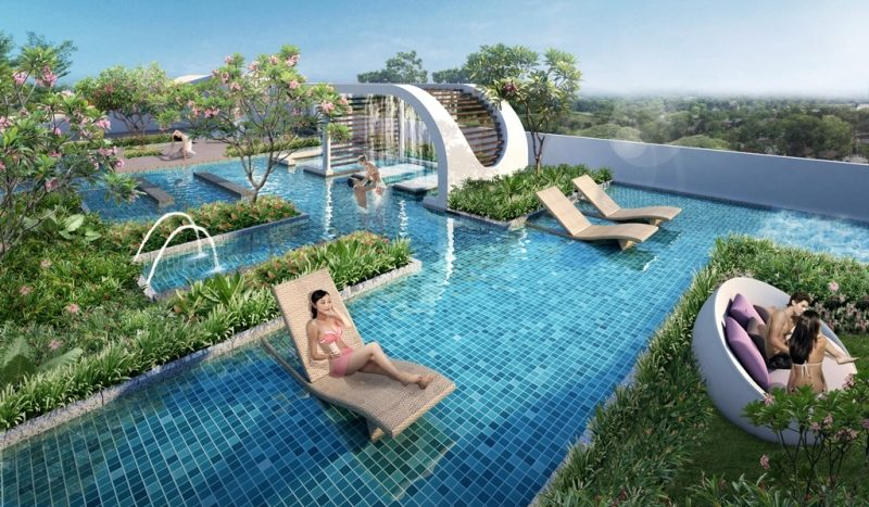 spottiswoode suites_Pool2