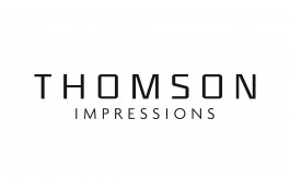 Thomson Impression Black Logo