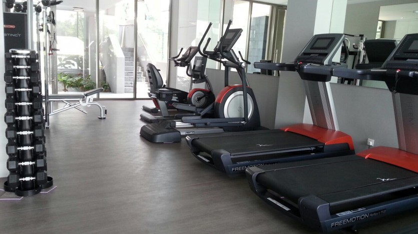 Skyline Residences at Telok Blangah Gym