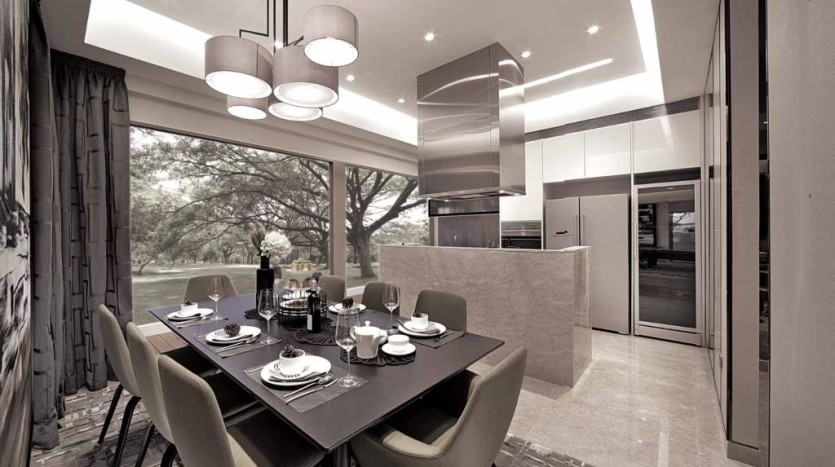 Whitley Residence Kitchen