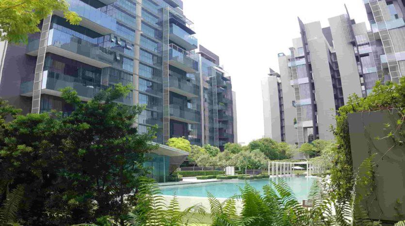 Leedon Residence Greenery II