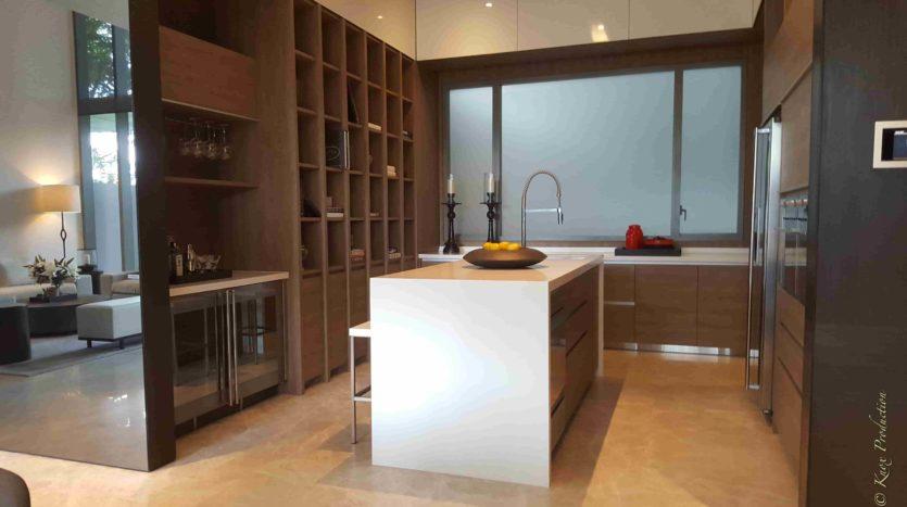 Leedon Residence Kitchen II