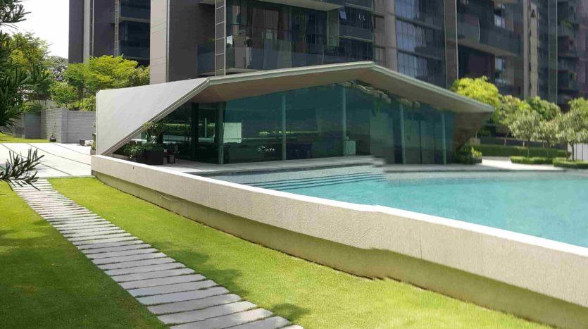 Leedon Residence Swimming Pool 1