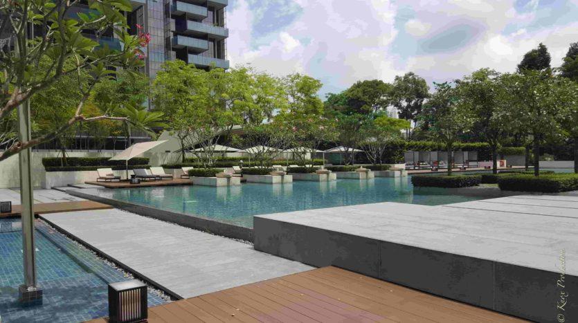 Leedon Residence Swimming Pool II