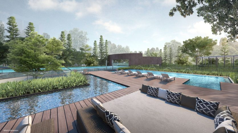 family_pool_deck_of_wilshire_residences